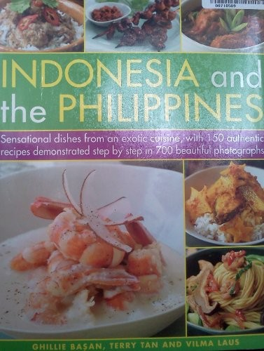 Indonesia and the Philippines Cook Book