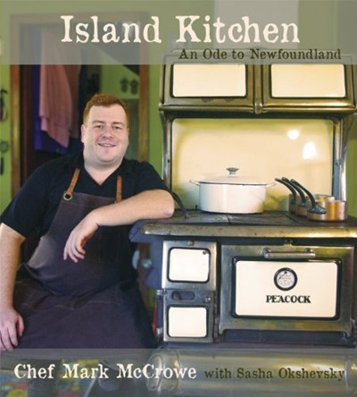 Island Kitchen cookbook