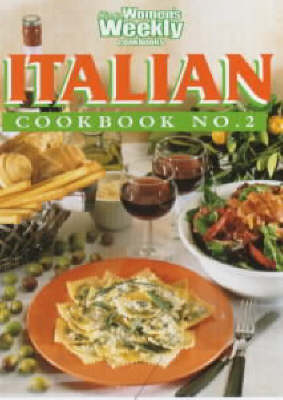 Italian Cookbook No. 2