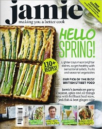 Jamie Magazine, Apr/May 2013 (#38)