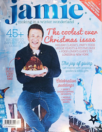 Jamie Magazine, December 2016 (#74): The Coolest Ever Christmas Issue