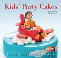 Kids' Party Cakes: Quick and Easy Recipes