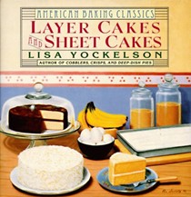 Layer Cakes and Sheet Cakes