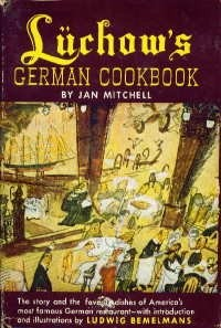 Lüchow's German Cookbook