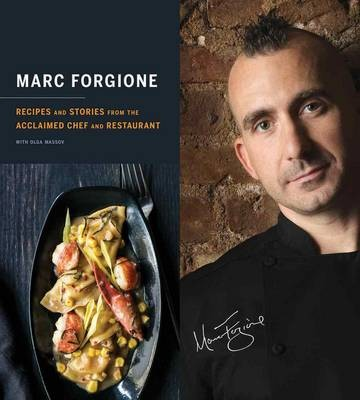 Marc Forgione cookbook
