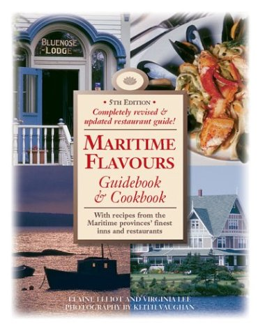 Maritime Flavours: Guidebook & Cookbook