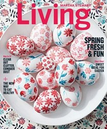 Martha Stewart Living Magazine, April 2017