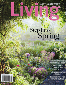 Martha Stewart Living Magazine, April 2021