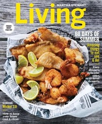 Martha Stewart Living Magazine, Jul/Aug 2017