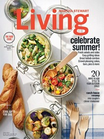 Martha Stewart Living Magazine, June 2016: The Food Issue
