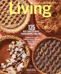 Martha Stewart Living Magazine, November 2016