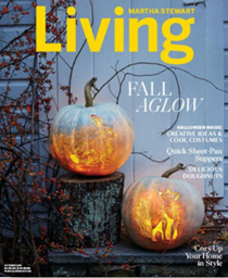 Martha Stewart Living Magazine, October 2018