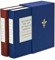 Mastering the Art of French Cooking 2-Volume Boxed Set: Deluxe Edition