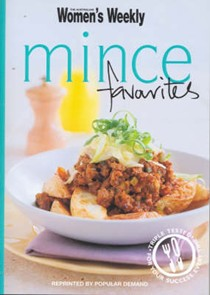 Mince Favourites: Hamburgers, Chilli, Bolognese, Meatballs