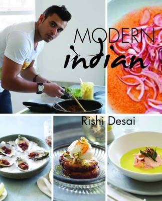 Modern Indian cookbook