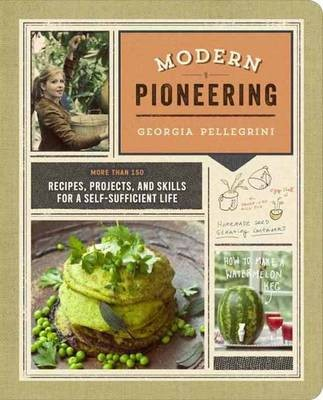 Modern pioneering cookbook