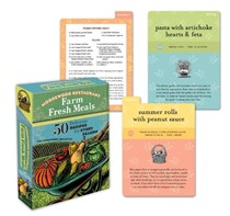 Moosewood Restaurant Farm Fresh Meals Deck: 50 Delicious Recipes for Every Season