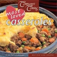 Most Loved Casseroles (Company's Coming)