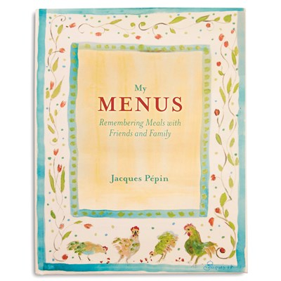 My Menus: Remembering Meals with Family and Friends