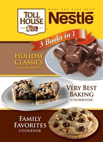Nestle Chocolate 3 Cookbooks in 1
