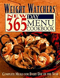 New 365-Day Menu Cookbook: Complete Meals for Everyday of the Year