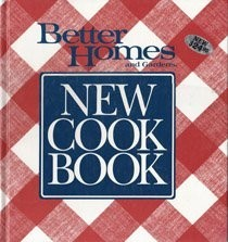 New Cook Book (Better Homes and Gardens)