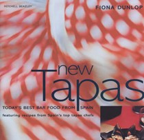 New Tapas: Today's Best Bar Food from Spain, Featuring Recipes by Spain's Top Tapas Chefs