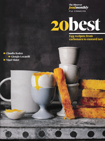Observer Food Monthly Magazine, January 27, 2019: Special Edition: 20 Best Egg Recipes