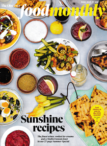 Observer Food Monthly Magazine, June 2018