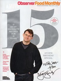 Observer Food Monthly Magazine, May 2016: An OFM 15th Birthday Special