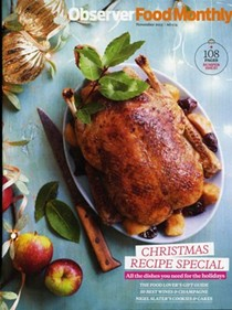 Observer Food Monthly Magazine, November 2015: Christmas Recipe Special