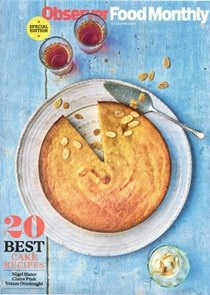 Observer Food Monthly Magazine, October 23, 2016: Special Edition: 20 Best Cake Recipes