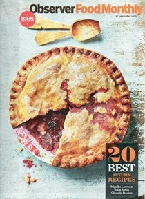 Observer Food Monthly Magazine, September 25, 2016: Special Edition: 20 Best Autumn Recipes
