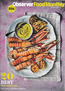 Observer Food Monthly Magazine, September 24, 2017: Special Edition: 20 Best Seafood Recipes