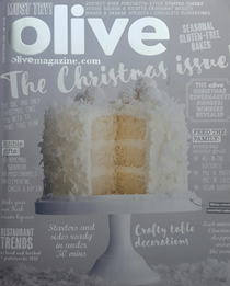 Olive Magazine, Christmas 2016: The Christmas Issue
