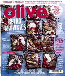 Olive Magazine, June 2017: The Best of British Issue!