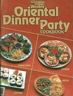 Oriental Dinner Party Cookbook