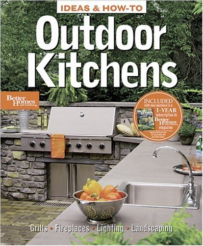 Outdoor Kitchens: Ideas & How-to