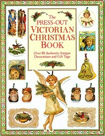 Press Out Victorian Christmas Book