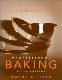 Professional Baking Study Guide