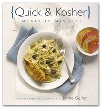 Quick & Kosher Meals in Minutes: From the Bride Who Knew Nothing