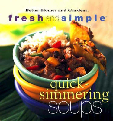 Quick-Simmering Soups
