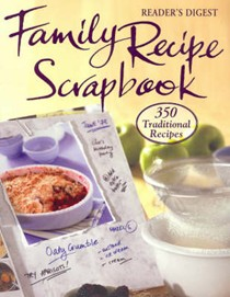 Reader's Digest Family Recipe Scrapbook