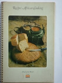 Recipes: African Cooking (Foods of the World)