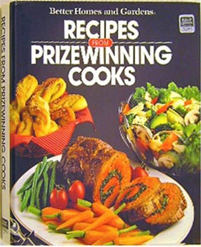 Recipes from Prizewinning Cooks