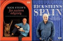 Rick Stein Cookery Collection: Rick Stein's Far Eastern Odyssey & Rick Stein's Spain