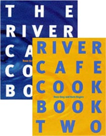 River Cafe Cookbooks 1 & 2 (Boxed Set)