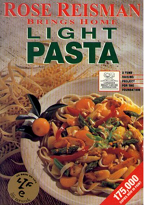 Rose Reisman Brings Home Light Pasta