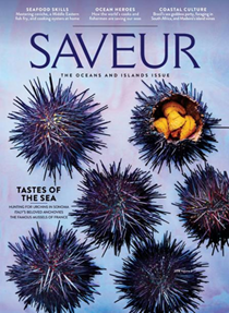 Saveur Magazine, 2018 Vol. 2 (#194): The Oceans and Islands Issue