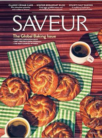 Saveur Magazine, 2018 Vol. 4 (#196): The Global Baking Issue